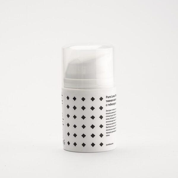Ферментативная маска (Гель пилинг) с экстрактом гибискуса