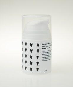 Крем-маска для лица с изофлавонами. Питание. Выравнивание тона.